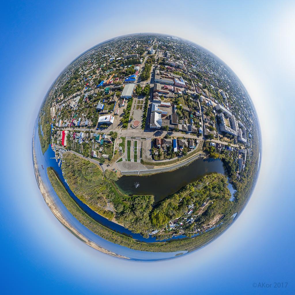 Как сделать сферическое фото с телефона